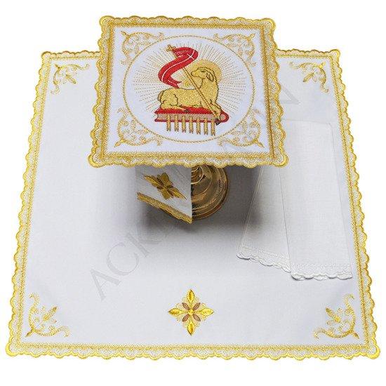 Altar linen Lamb of God