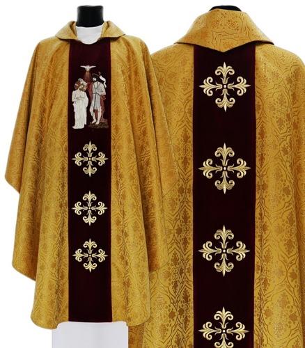 Gothic Chasuble John the Baptist model 403