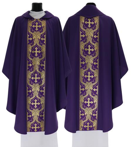 Gothic Chasuble model 048