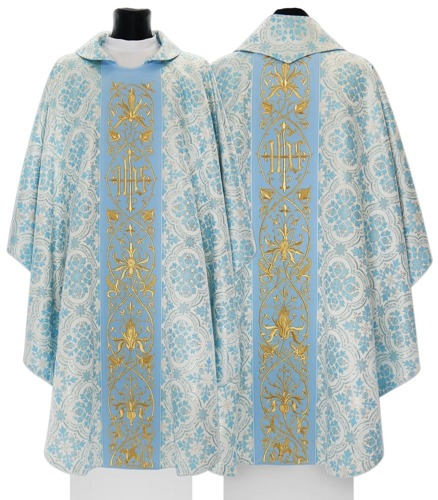 Marian Gothic Chasuble model 630