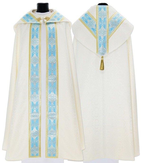 Marian Semi Gothic Cope model 113