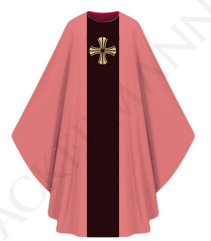 Rose Gothic Chasuble model 708